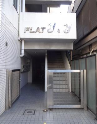 【エントランス】フラットY&Y