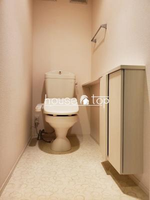 【トイレ】ペルルⅢ