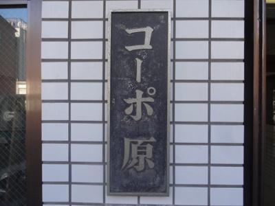 【エントランス】コーポ原