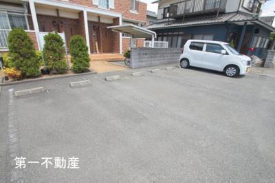 【駐車場】ミルト 田中元