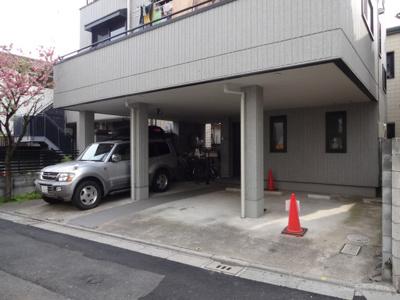 【駐車場】山本駐車場