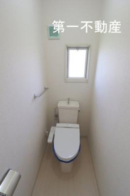 【トイレ】ハイツ上滝野