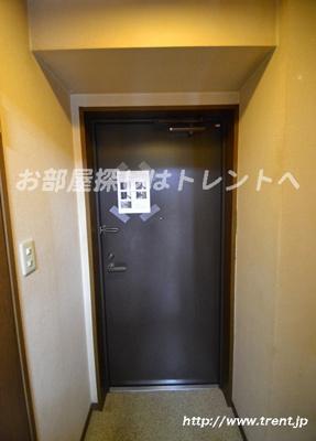 【玄関】クェルチオーレ柏木