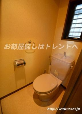 【トイレ】クェルチオーレ柏木
