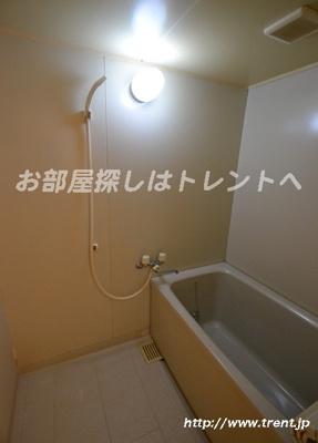 【浴室】クェルチオーレ柏木