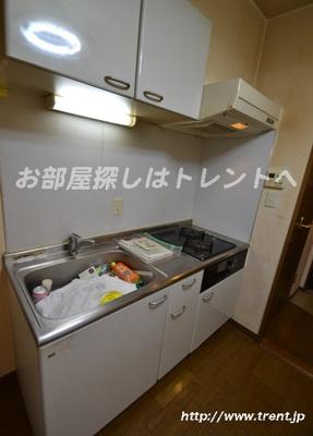 【キッチン】クェルチオーレ柏木