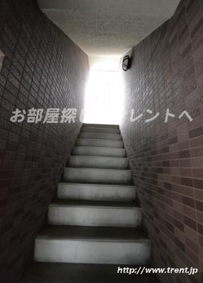 【その他共用部分】クェルチオーレ柏木