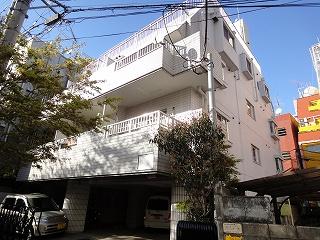 【外観】須川ハイツ駐車場