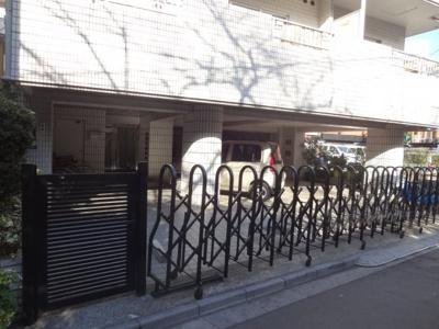 【駐車場】須川ハイツ駐車場