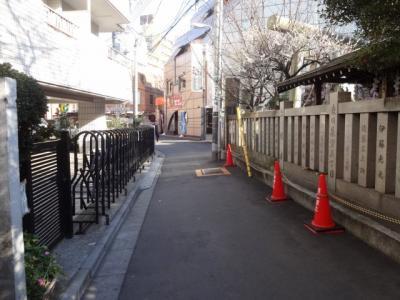 【周辺】須川ハイツ駐車場