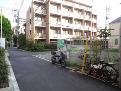 羽山駐車場