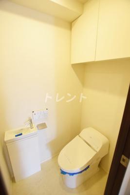 【トイレ】ルジェンテ千代田神保町