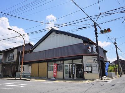 【外観】百済店舗(紀寺町)