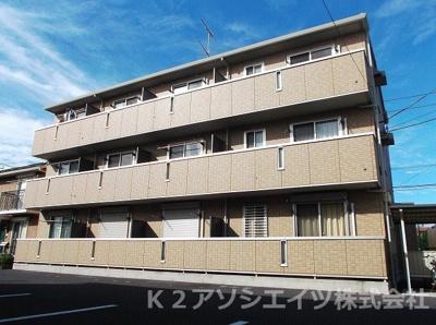 【外観】ロイヤルパルク B