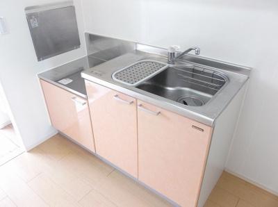 【キッチン】ロイヤルパルク B