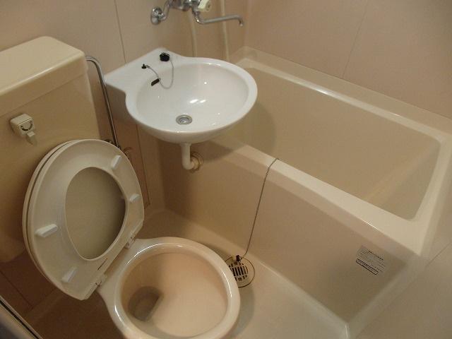 【浴室】ロマネスク甲南