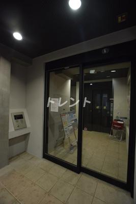 【エントランス】レジディア文京湯島Ⅱ