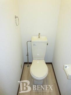 パークウエスト小西のトイレです