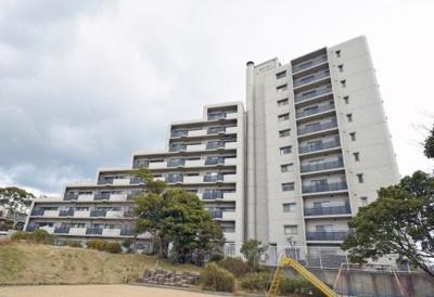 【外観】垂水五色山アーバンライフ7階南西角部屋