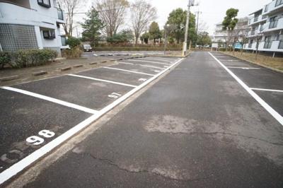 【駐車場】朝日レジデンス小柴4号棟