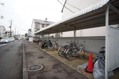 【その他共用部分】朝日レジデンス小柴5号棟