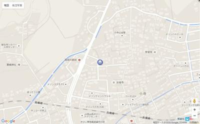 【地図】オレンジペコー