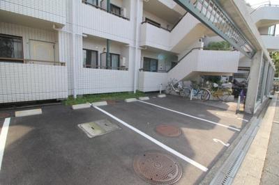 【駐車場】ヴィラセンチュリー3号館
