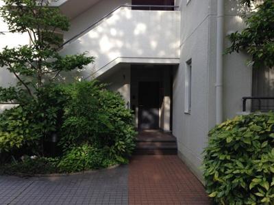 【エントランス】東急ドエルアステリア青葉台