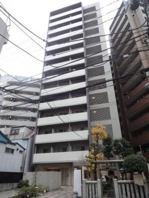 【外観】プラチナコート上野