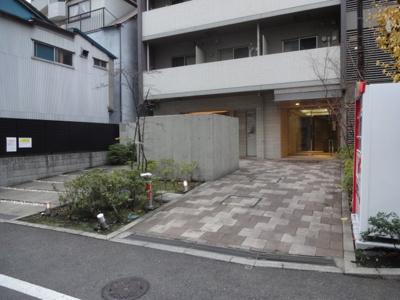 【エントランス】プラチナコート上野