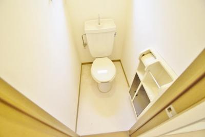 【トイレ】ローズハイツ