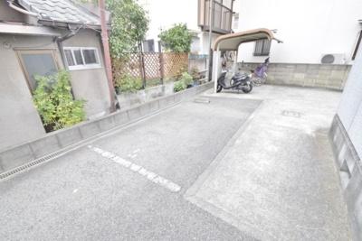 【駐車場】ローズハイツ