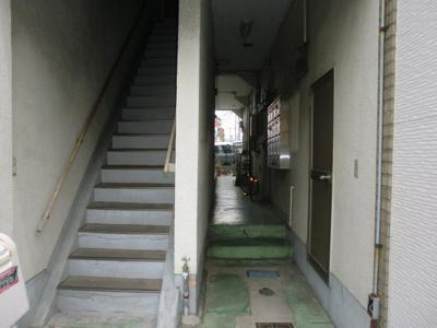 【ロビー】西岡興産ビル