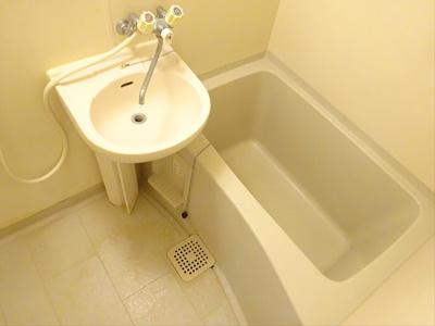 【浴室】スプリングハイム
