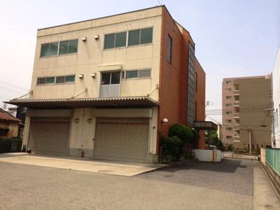 【外観】池浦ビル 事務所・倉庫