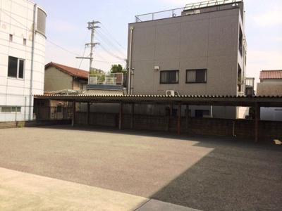 【駐車場】池浦ビル 事務所・倉庫
