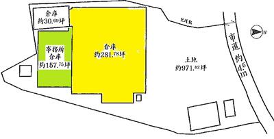 【外観】大庭寺 倉庫