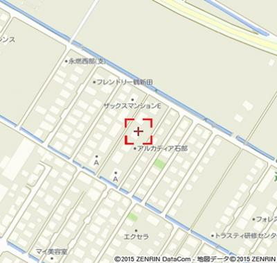 【地図】アルカジア石部D