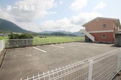 【駐車場】エスポワールドミール