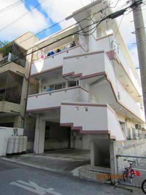 【外観】下地アパート