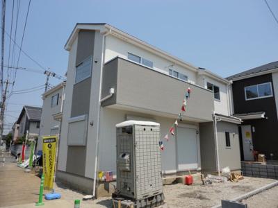 【外観】川口市本蓮2丁目 新築分譲住宅全6棟