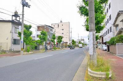 【周辺】コーポやすらぎ(南袋町)