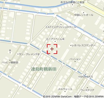 【地図】エーアトベーレA