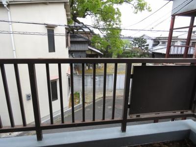 【展望】谷山借家(鮎川4-6-27)