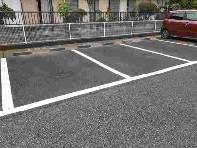 【駐車場】アイランドマンション