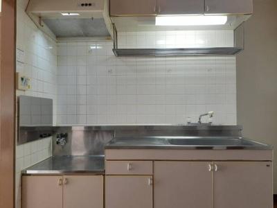 【キッチン】アイランドマンション