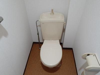 【トイレ】アイランドマンション