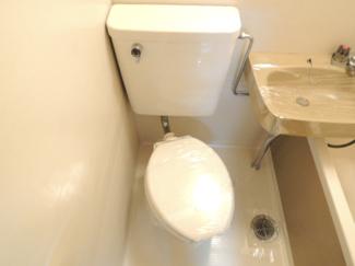 【トイレ】ロジーパレス平野
