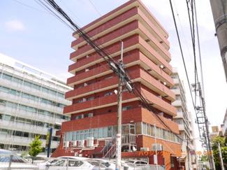 利便性の高い「高田馬場」駅より徒歩7分。管理体制のしっかりとしたマンションです。