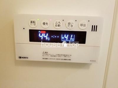 【浴室】モンセラート(鳴尾駅)